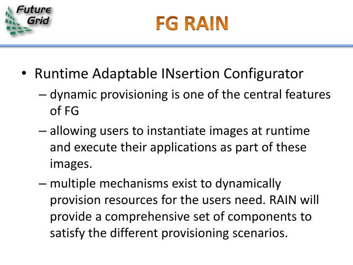 FG RAIN