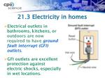 21 3 electricity in homes1