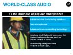 world class audio