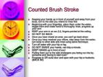 counted brush stroke2