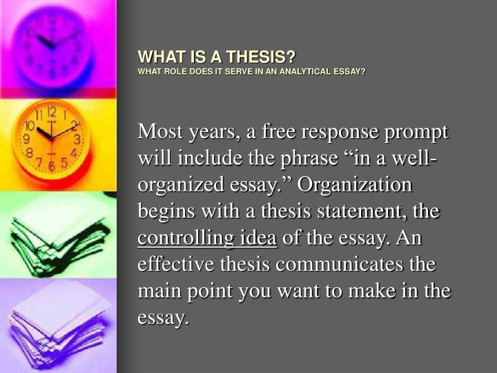 reaction response thesis statement Reaction or response essay e-32 writing a reaction or response essay focused statement of your reaction/response more information on thesis statements is.