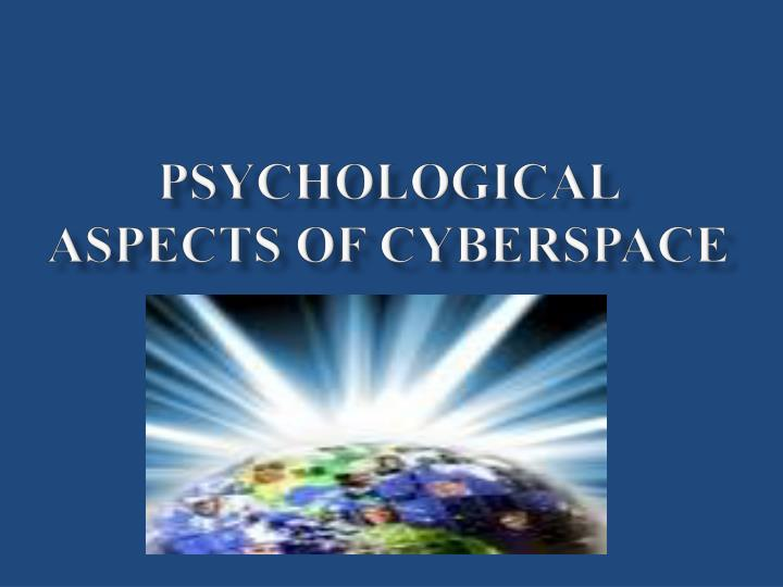 good bad aspects of cyberspace Like many other advancements in communication technology, social media has a good, a bad and an ugly side when it comes to its relationship with crime, criminal justice and the law.