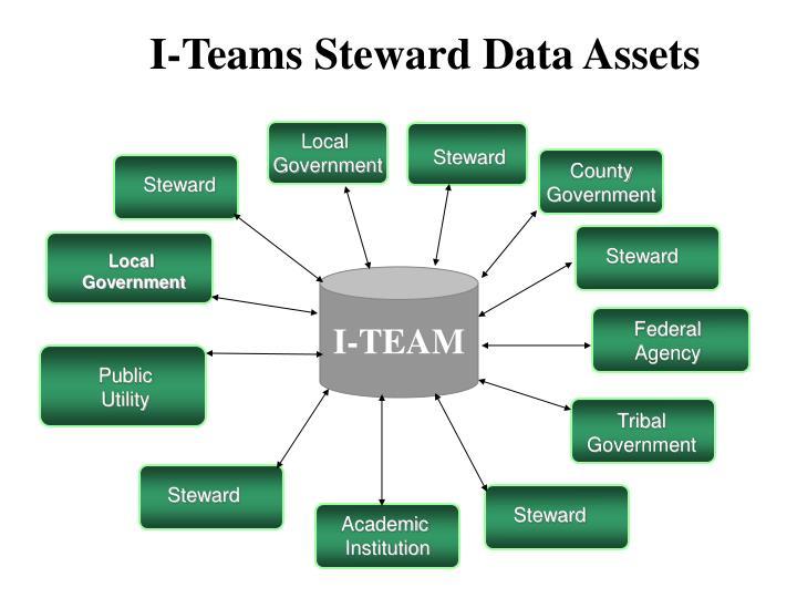 I-Teams Steward Data Assets