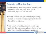 strategies to help you cope1