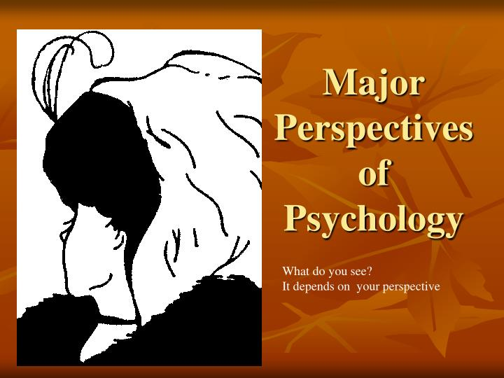 what is biological perspective in psychology