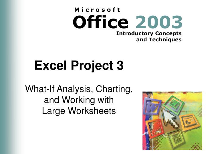 excel project 3 n.