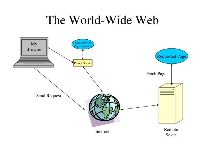 The World-Wide Web
