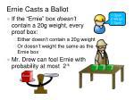 ernie casts a ballot4