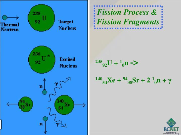 Fission Process &