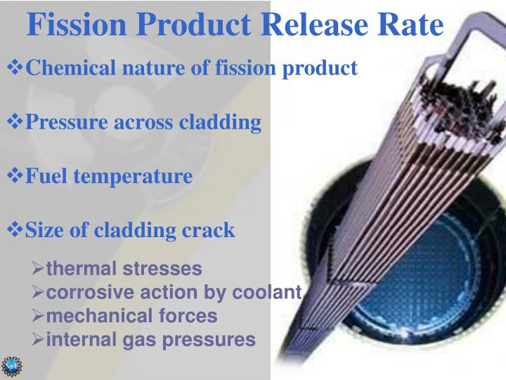 Fission Product Release Rate