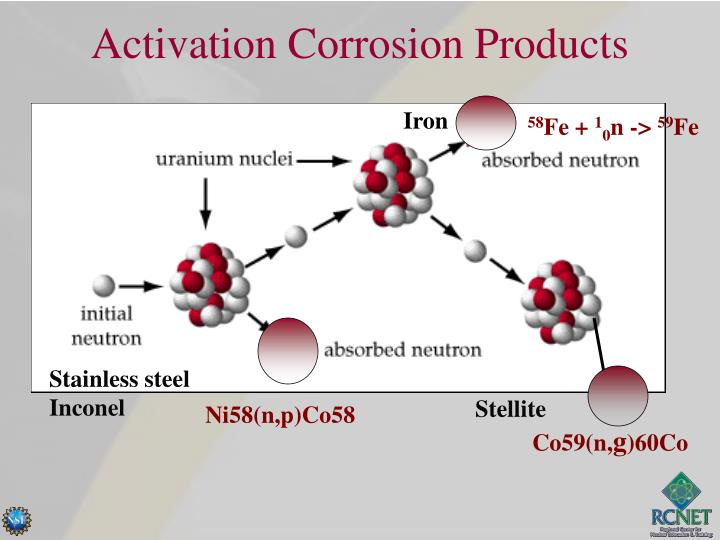 Activation Corrosion Products
