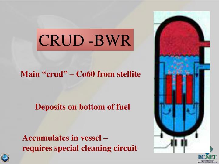 CRUD -BWR