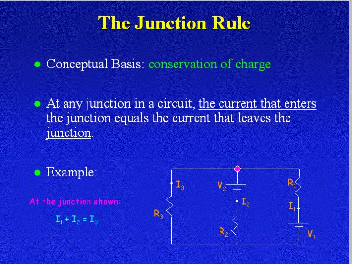 Physics 1161 lecture 10 kirchhoff s laws