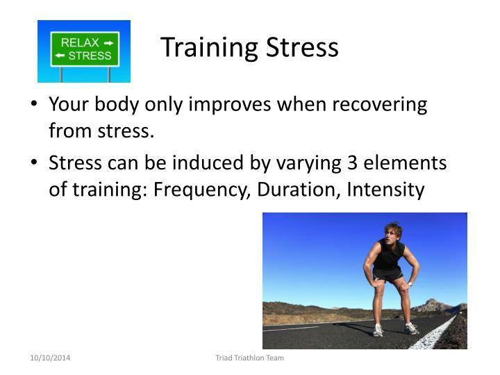 Training Stress