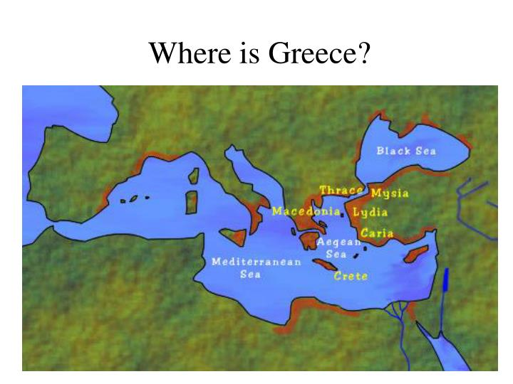 archaic greece lay the foundations for western civilization Ancient greece is the birthplace of western philosophy early history of ancient greece ancient greek history is most easily the minoan civilization was.