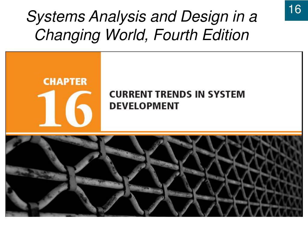Ppt Systems Analysis And Design In A Changing World Fourth Edition Powerpoint Presentation Id 6014001