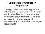 completion of graduation application1