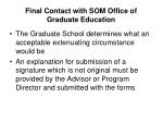 final contact with som office of graduate education3