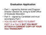 graduation application1