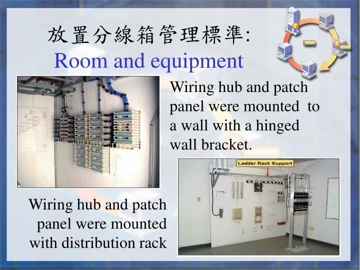 放置分線箱管理標準