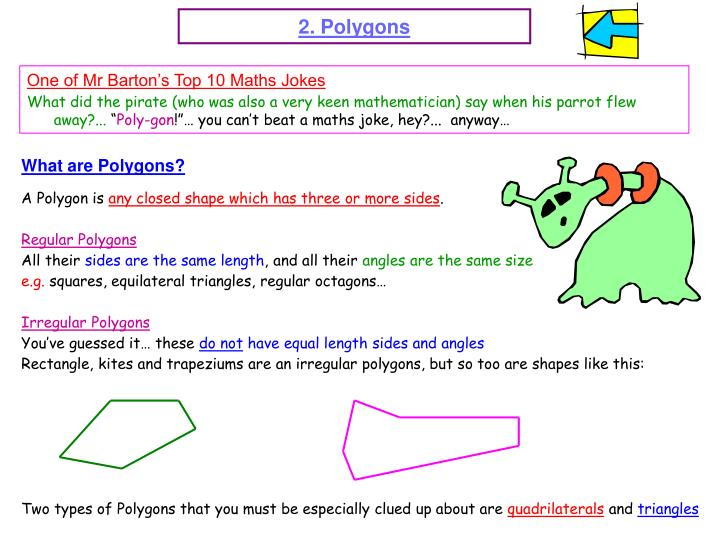 2 polygons