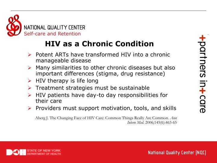 Potent ARTs have transformed HIV into a chronic manageable disease