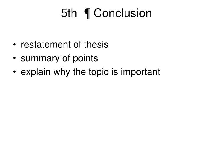 thesis summary and conclusion Overview writing a conclusion to your thesis • anxiety about conclusions • basic functions of a conclusion • necessary and ideal features no 4 in the 2007 • aspects to avoid iis research students' seminar series • sample conclusion structures louise edwards conclusion-a-phobia.