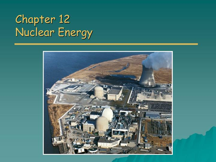 an overview of the nuclear technology