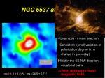 ngc 6537 at 850 m b