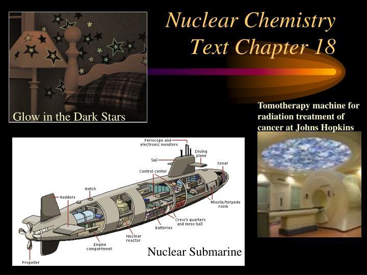 nuclear chemistry text chapter 18 n.