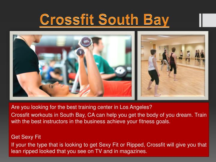 crossfit south bay n.