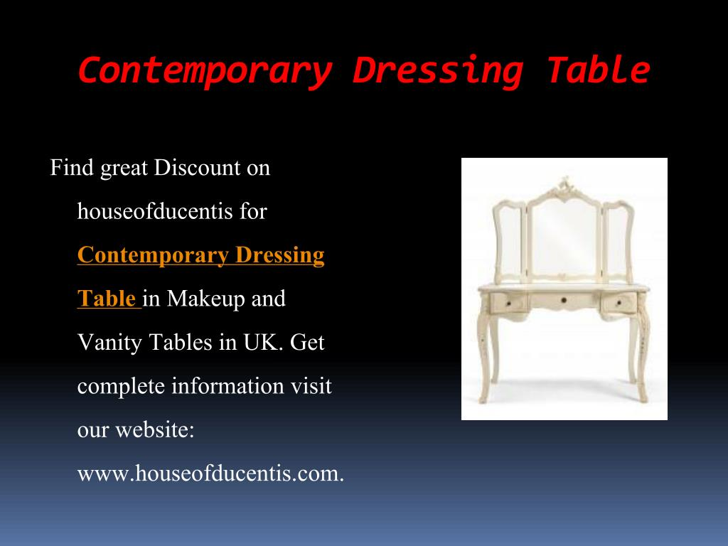Furniture S Uk For Dressing Tables