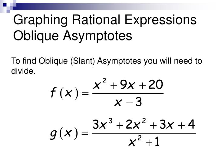 Ppt Rational Expressions Powerpoint Presentation Id6015937