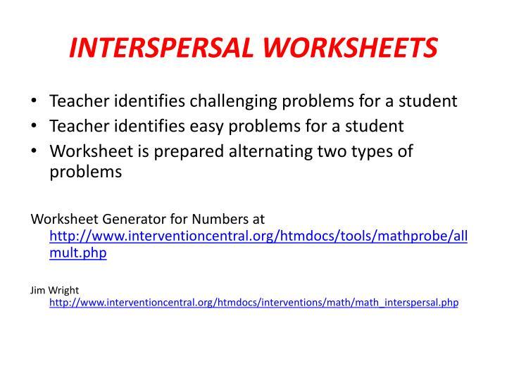 Ppt Strategies For Teaching Mathematics Powerpoint Presentation