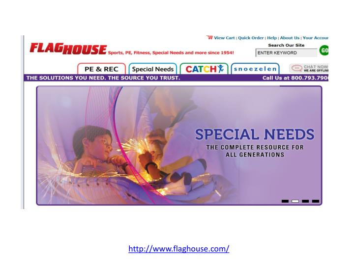 http://www.flaghouse.com