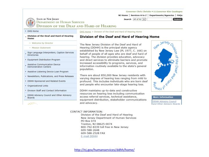 http://nj.gov/humanservices/ddhh/home