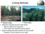 cutting methods