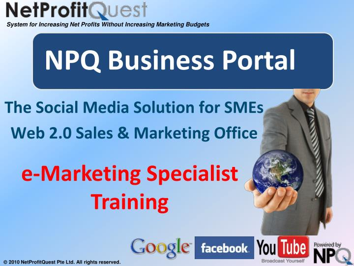 the social media solution for smes web 2 0 sales marketing office n.