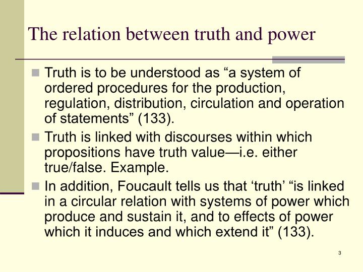 foucault truth and power pdf