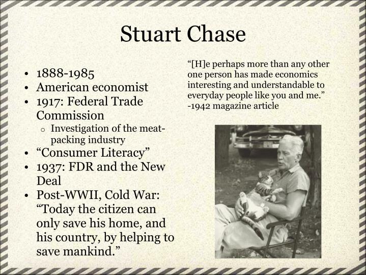 Stuart Chase