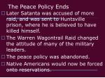 the peace policy ends2