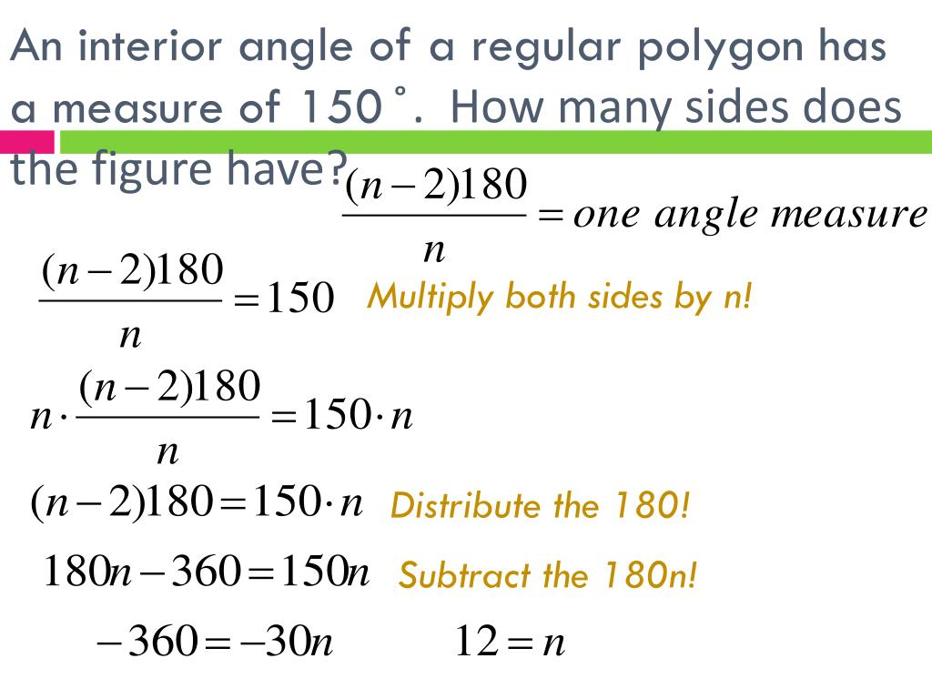PPT - Find Angle Measure S In Polygons PowerPoint