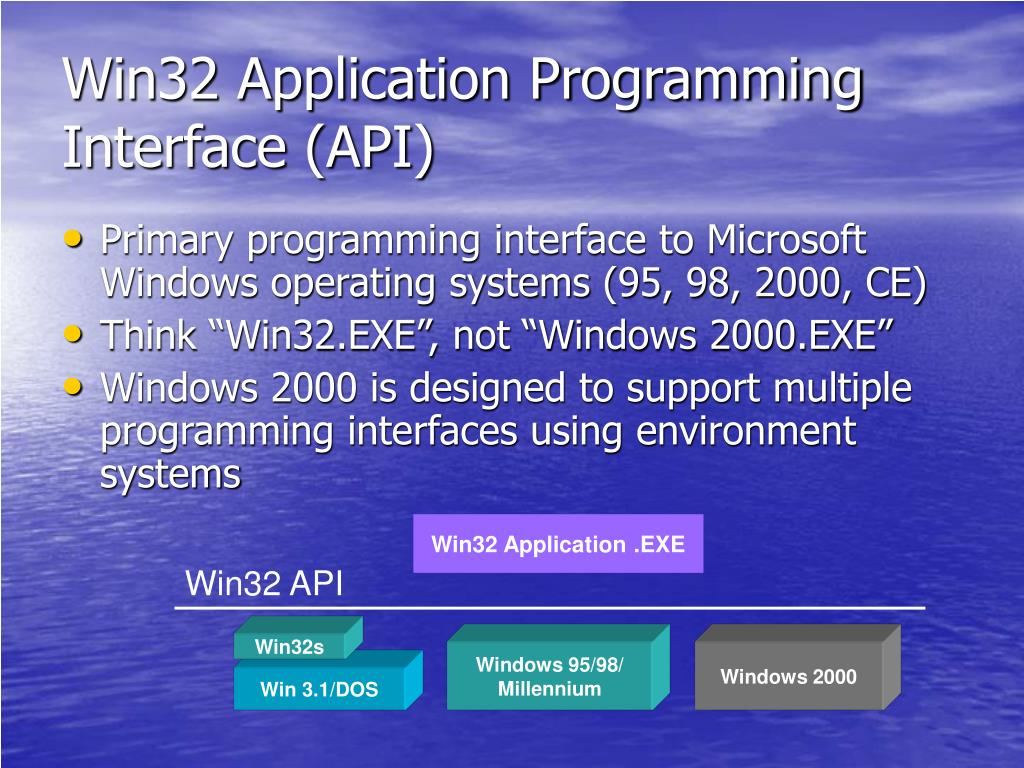 PPT - Windows 2000 Operating System Introduction PowerPoint