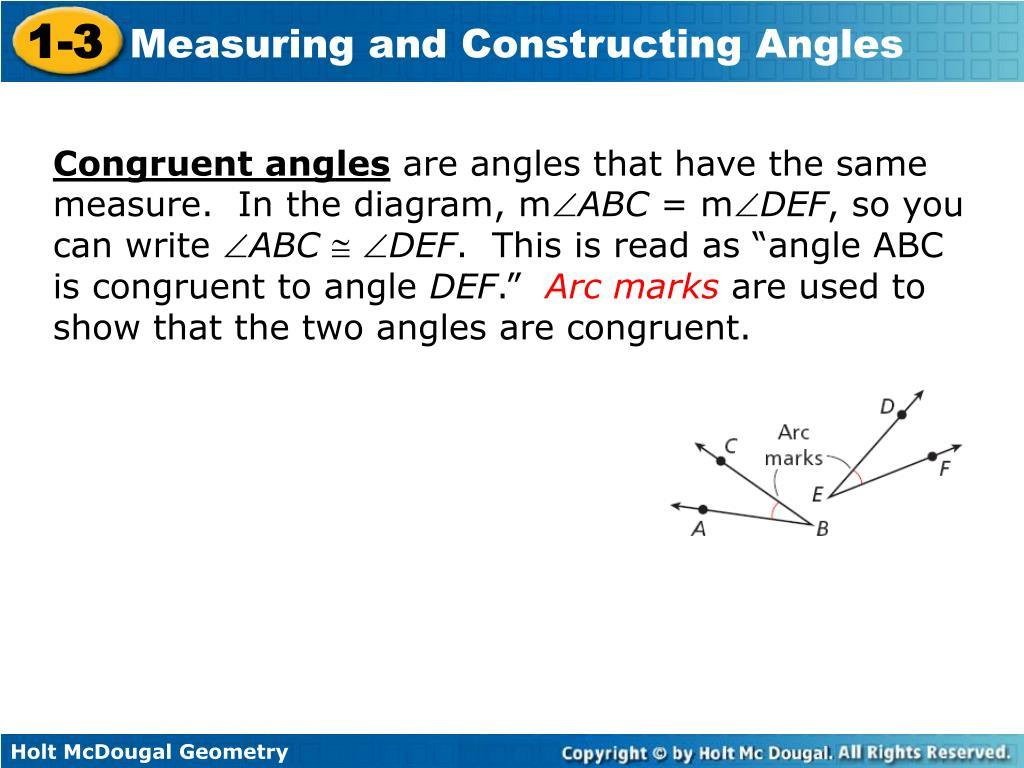 Holt Mcdougal Mathematics Measurement And Geometry