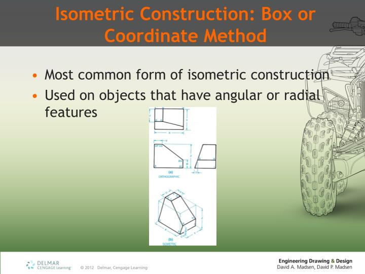 Isometric Construction: Box or Coordinate Method