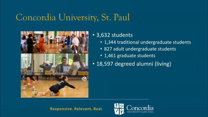 Concordia university st paul1