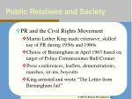 public relations and society1