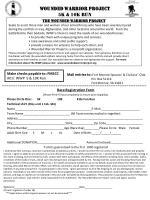 make checks payable to fmscc attn wwp 5 10k run