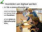 voordelen van digitaal werken19
