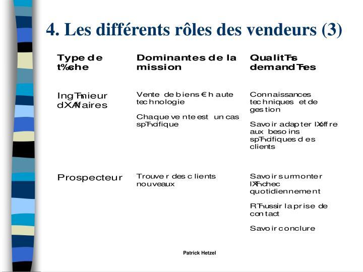 4. Les différents rôles des vendeurs (3)